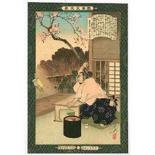 Mizuno Toshikata: Book Thrower - Takayama Masayuki - Artelino