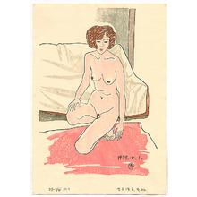 Sone Kiyoharu: Nude - No. 9 - Artelino