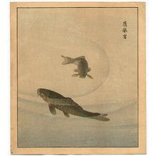 Maruyama Okyo: Two Carp - Artelino