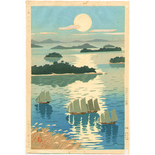 日下賢二: Seto Inland Sea - Artelino