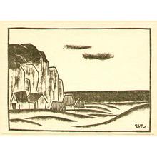 Hiratsuka Unichi: Costal Line in Hokkaido - Hanga vol. 3 - Artelino