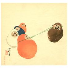 Hasegawa Konobu: Daruma - Artelino