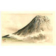 Takeuchi Seiho: Mt. Fuji - Seiho Twelve Fuji - Artelino