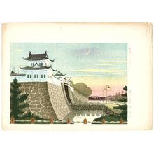 Tokuriki Tomikichiro: Nijo Castle - Artelino