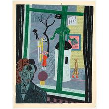 北岡文雄: The Rain at Window-side - Artelino