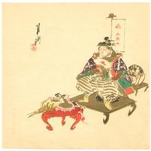 Ogata Gekko: Peach Boy - Artelino