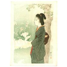 Tsukioka Kogyo: Fresh Green Leaves - Artelino