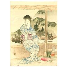 Mishima Shoso: Beauty at Resort - Artelino