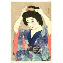 Natori Shunsen: Nagajuban - Artelino