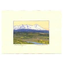 吉田遠志: Mt. Daisetsu - Artelino