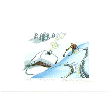 Morozumi Osamu: Oh, Ski Hurray! - Schi Heil! - Artelino