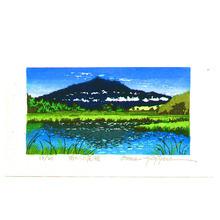 Morozumi Osamu: Oze after the Rain - Japan - Artelino