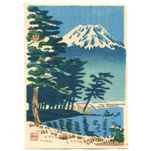 Fujishima Takeji: Four Miniature Prints - Artelino
