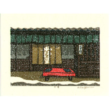 Nishijima Katsuyuki: Heavy Snow - Artelino