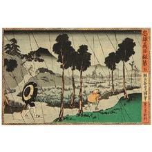 Utagawa Kunisada: Chushingura Act.5 - Artelino