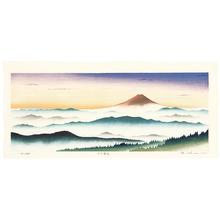 Okamoto Ryusei: The Daily Renewal - Mt. Fuji - Artelino
