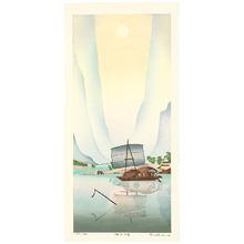 Okamoto Ryusei: The Lijang River - Evening - Artelino