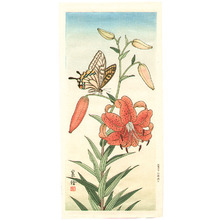 Jo: Tiger Lily and Butterfly - Artelino