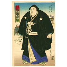 Unknown: Champion Sumo Wrestler Umenotani - Artelino