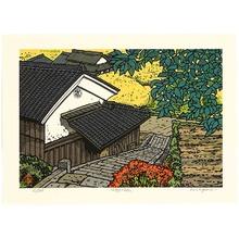 Nishijima Katsuyuki: Town house at Ikadachi - Artelino