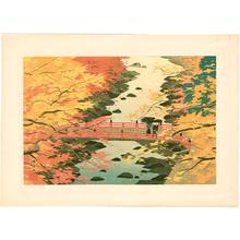 Okumura Koichi: Takao in Autumn - Artelino