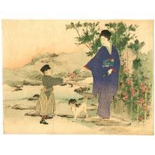 Takeuchi Keishu: Rose Garden - Artelino