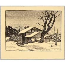Maeda Masao: Scenery at Akaya - Artelino