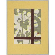 Mori Doshun: Shadow on Window Pane - Ichimokushu Vol. 5 - Artelino