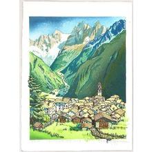 Morozumi Osamu: Quiet Village - Italy - Artelino