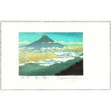Morozumi Osamu: Mt. Fuji Above the Clouds - Japan - Artelino