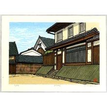 Nishijima Katsuyuki: Town of Fushimi - Artelino