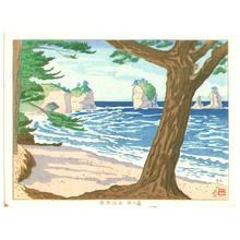 Fujishima Takeji: Shirahama Hot Spring - Artelino