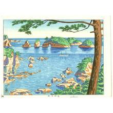 藤島武二: Ki no Matsushima Islands - Artelino