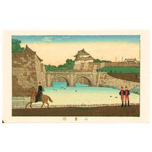 Inoue Yasuji: Niju-bashi Bridge - Artelino