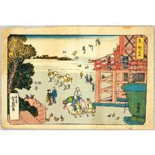 Taguchi Yoshimori: Asakusa Temple - Artelino