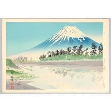 Tokuriki Tomikichiro: Tago Bay - Thirty-six Views of Mt.Fuji - Artelino