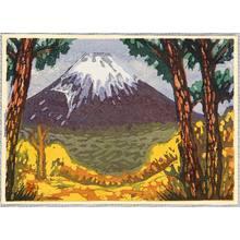 山口源: Mt. Fuji - Artelino
