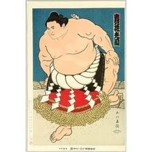 Kinoshita Daimon: Champion Sumo Wrestler Takanohana - Artelino