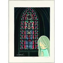 Ikeda Shuzo: Praying Girl - Artelino