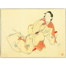 梶田半古: Beauty in Genroku Era - Artelino