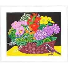 Hayashi Waichi: Flower Basket of the Time - Artelino