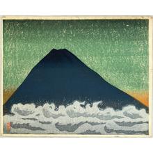 Maeda Masao: Mt Fuji above Clouds - Artelino