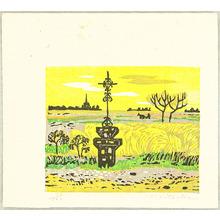 北岡文雄: Countryside in France - Artelino