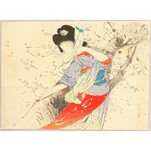 Kaburagi Kiyokata: Flower Wind - Artelino