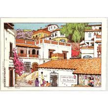 Yoshida Toshi: Taxco, Mexico - Artelino