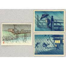 Takahashi Hiroaki: Three Mini Prints - 7 - Artelino