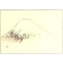 Imao Keinen: Mt. Fuji - Artelino