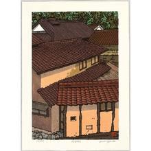 Nishijima Katsuyuki: The Roof of Fukiya - Artelino