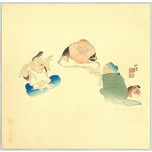 Hasegawa Konobu: Three Lucky Gods - Artelino