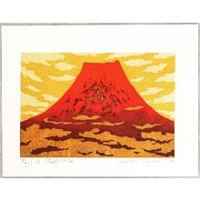 Kaneko Kunio: Fuji 3 (Red) - Artelino